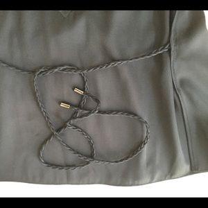 Elie Tahari Tops - Elie Tahari black sleeveless blouse size s